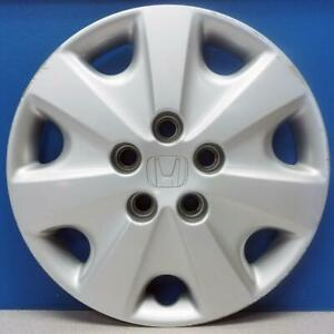 One 2003 2004 Honda Accord Lx 55058 15 5 Lug Hubcap Wheel Cover 44733sdca00