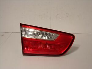 12 13 14 15 16 17 Kia Rio Inner Trunk Driver Left Tail Light Lamp Assembly S7972
