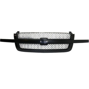 New For Chevrolet Silverado 1500 Front Grille Fits 2003 2006 Gm1200557 19168630