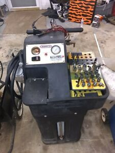 Wynn S Transerve Automatic Transmission Flush And Fill Machine And Connectors