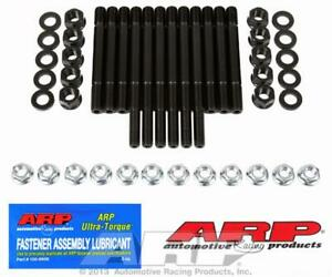 Arp Main Studs 2 bolt Main Large Journal Chevy Small Block With Windage Tray Kit