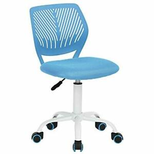 Desk Chair For Kids Teens Office With Low Back Armless Adjustable Swivel Kitchen