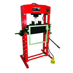Aff 854asd 50 Ton Super Duty Shop Press Free Goods