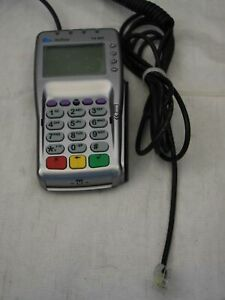 Verifone Vx805 Pos Credit Card Chip Swipe Reader Terminal With Pin Pad
