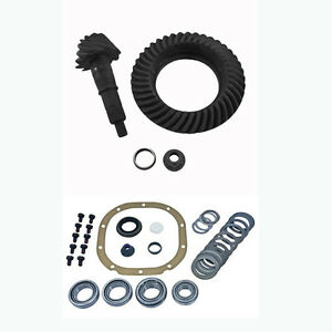 Ford Racing Frpp 8 8 3 73 Ring Pinion Gears M 4209 88373 W Installation Kit
