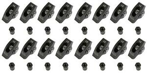 Trick Flow Rocker Arms Stud Mount Full Roller Alum 1 5 Ratio Fits 7 16 Stud Sbc