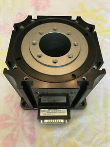Aerotech Adrt 150 135 s 50mm x25 Square no unlimited Servo Motor Rotary Stage