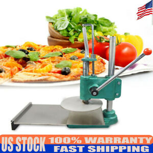 Pizza Pastry Press Machine 9 5 Household Manual Press Machine Dough Maker New