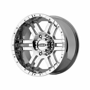 Moto Metal Series Mo951 Chrome Wheel 18 X9 6x139 7mm Bc Set Of 2
