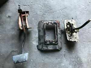 1997 2002 Jeep Wrangler Tj Oem Automatic Transmission Shifter And Pedal