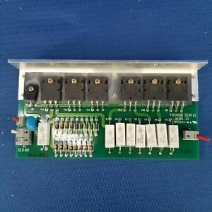 Panoura Ultra Pan ceph Model Pa812 Replacement Board Xe05 01