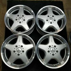 Set Of 18 Mercedes Amg G Class G463 W463 G55 Oem Factory Wheels Rims 4634010802