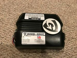 Galls Whelen Gr227 Strobe Power Supply For Police Lights