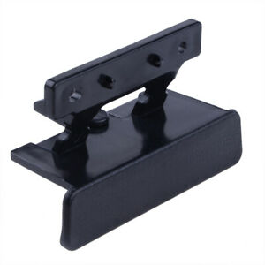 1x Black Center Console Armrest Latch Lid For Chevy Gmc Silverado Sierra Tahoe