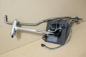 Original 1967 1968 Shelby Mustang Cougar Comet Automatic Console Rebuilt Shifter