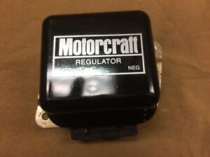 1970 S Ford Mustang Mercury Cougar Pantera Nos 12v Motorcraft Voltage Regulator