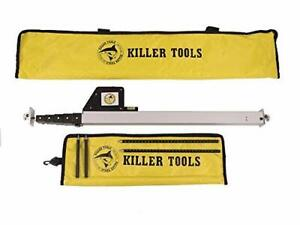 Killer Tools Art903m Telescoping Aluminum Measuring Tram Gauge New Free Shipping