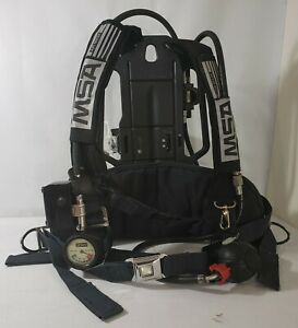 Msa Firehawk Air Mask Scba Cbrn Agent Approved