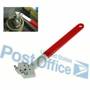 1x Universal Suv Engine Timing Belt Tensioner Adjustable Wrench Hand Tool