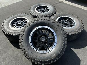Real Ford Shelby F150 Wheels Tires Oem Rare