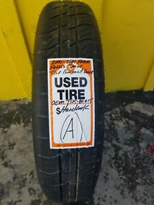Ford Focus Oem Spare Tire Compact T125 80r15 Donut Hankook