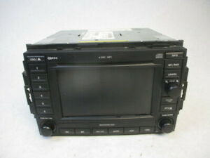2005 Chrysler 300 Navigation Radio Receiver Dvd Rec 05064184ad Oem Lkq