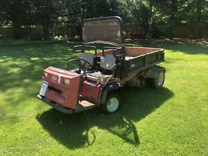 Toro Workman 3200 Utility Vehicle Side By Side Power Dump Ready For Work