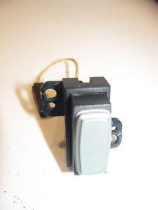 1970 Plymouth Gran Fury Windshield Washer Switch Oem