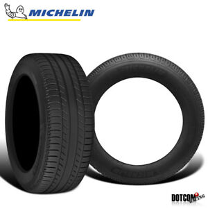 2 X New Michelin Premier Ltx 235 70 16 106h Suv Touring All Season Tire