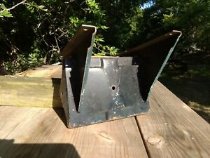 1955 1956 1957 Chevy Truck Gmc Battery Tray Oem Original