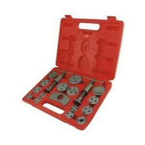 Astro Pneumatic 78618 Brake Caliper Tool Set 18 Pc Left right Handed