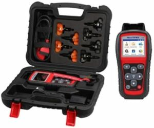 Autel Ts08k Maxitpms Kit Scan Tool With 8 Programmable Sensors Included