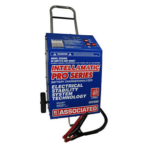 Associated Ess6008 Battery Charger 12v 60a Intellamatic Wheels