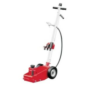Astro Pneumatic Aj22fe2a 22 Ton Capacity Air Over Jack With Quick Springs