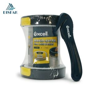 Excell Hand saver Stretch Film Dispensers Bonus Pack With Film Cutter