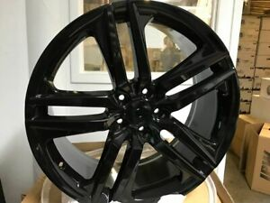 Brand New 20 Gloss Black Accord Sport 2016 Hfp Style Rims Fits Honda Civic