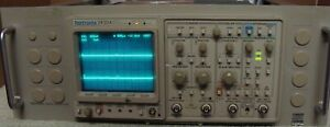 Tektronix 2430a 150 Mhz 2 Channel Digital Oscilloscope W Opt Nist Calibrated