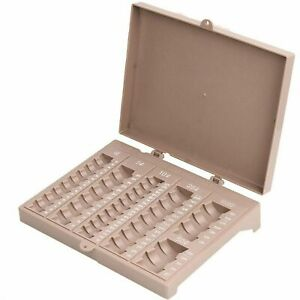 Coin Counter Sorter Money Tray 6 Compartment Holds Pennies Nickels Dimes