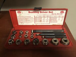 Mac Tools No Bd3142 Bushing Driver Set