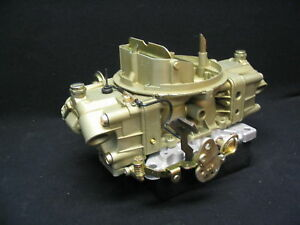 Holley 4557 Carb 1970 396 375 L78 Chevelle Nova 981 August 1969