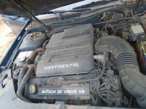 Engine 46l Vin V 8th Digit Fits 95 97 Lincoln Continental 130174