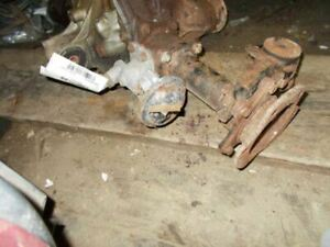 Front Axle Fits 89 95 Toyota Pickup 46309