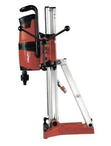 Hilti Dd 200 Pro Diamond Core Rig Complete Kit 5 Available For Purchase