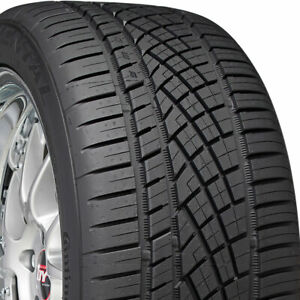 1 New 295 35 18 Continental Extreme Contact Dws06 35r R18 Tire 25509