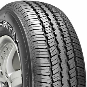 4 New P235 70 16 Continental Contitrac Owl bsw 70r R16 Tires