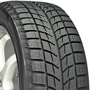2 New 205 45 17 Bri Blizzak Hr Lm 60 Run Flat Bw Winter snow 45r R17 Tires