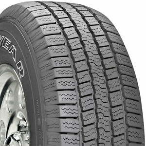 4 New P235 75 16 Goodyear Wrangler Sr a 75r R16 Tires
