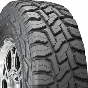 2 New 35 12 50 17 Toyo Open Country Rt 12 50r R17 Tires 30002