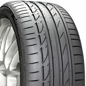 4 New 205 45 17 Bridgestone Potenza S001 45r R17 Tires 31709