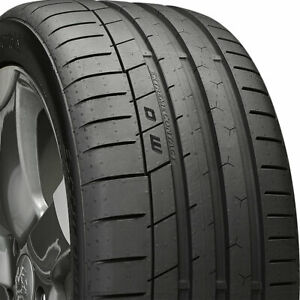 1 New 245 40 20 Continental Extreme Contact Sport 40r R20 Tire 33500